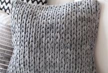 T-shirt Yarn, Crochet