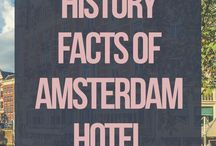 Best hotels in Amsterdam / Best hotels and hostels in Amsterdam