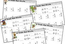 Grades 1 - 3 : Math