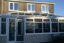 Conservatories / Different Conservatories designed and built
