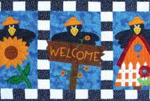 Seasonal Patterns / Fall/Autumn patterns, Spring patterns, Winter patterns and Summer patterns.
