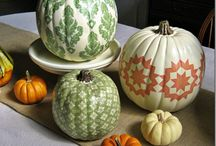 Pumpkins Galore / by Tara Postin