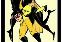 Wolverine's daughters / The girls that have seen Logan as their father....