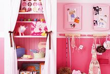 Lily & Ella shared room / by Emily Akers
