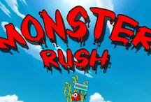 Monster Rush Road RUN E01 Walkthrough GamePlay Android Game