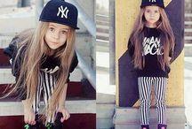 Kids fashion inspiration