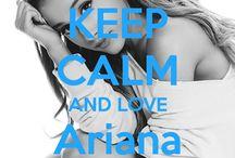 Keep calm Ariana grande