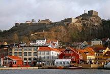 Fredriksten fortress Halden