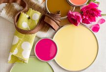 Color schemes / by Aubrey Saltarelli