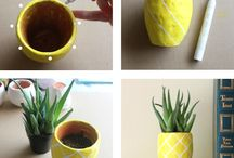 Pineapple Craft & Art