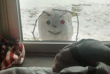 ideeën om te maken met sneeuw
