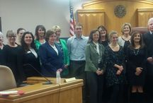 CASA of Larimer County-Swearing In Ceremony!