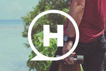 H logo ideas