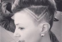 Capelli e Barber / Moda uomo hair