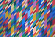 Bridget Riley / by Angie Jones Art