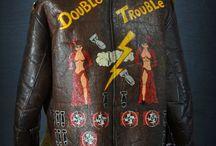 Jacket pilot vintage
