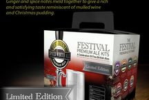 Limited Edition Ale Kits