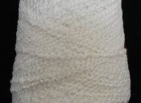 Doll Hair Undyed Yarns / CATNIP YARNS • First quality undyed doll hair yarns - ready to be dyed or used in the natural color