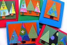 Biglietti di Natale bambini