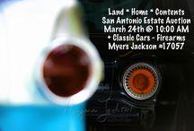 San Antonio Estate Auction