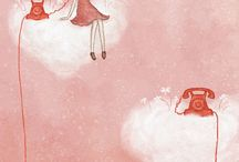 Файно (Салмина Саша) / Чудесные сказочные иллюстрации