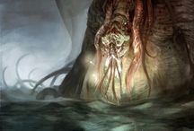 Lovecraft & The Occult / by John Roh