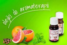 Nasze olejki do aromaterapii / Oferta olejków do aromaterapii marki Profarm.