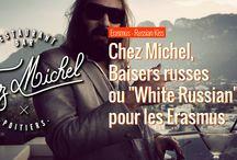 Chez Michel Poitiers, restaurant & bar / Toutes les affiches de la campagne Chez Michel Poitiers