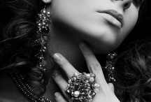 """DTN - Down To Neck / """"D.T.N."""" Collection: This light weight luxurious line is ideal for trend-setting fashionistas who don't mind that little extra attention. #earring #jewelry #3shahs  http://3shahs.com/20-dtn / by 3SHAHS Jewellery"""