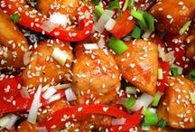 kínai csirke