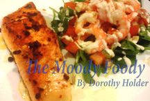 The Moody Foody / My new cookbook due to be released in approx 8 weeks. YAY. Not a diet nor just an ordinary cook book, The recipes are divided into the health areas where they provide the greatest benefit, heart health, inflammation etc. Introduced with the eating personalities and solutions to old problems. The idea is to eat well and be healthy not by fad eating but by choosing yummy foods and preparing them in a way that has benefits.