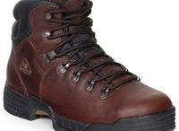 Work Footwear / by Rocky Boots