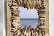 driftwood art / by Loria Phylaktis