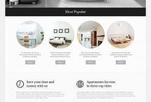 мебель(дизайн сайта)