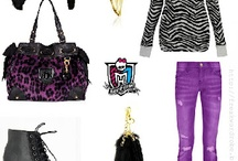 Monster High Clawdeen Outfit