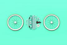 Adorable Bike / Simple bike