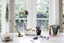 light / desk