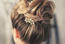 Sim bridesmaid hair