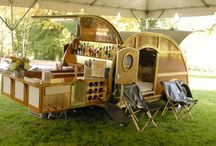 camper, food truck