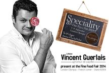 the Speciality & Fine Food Fair 2014 LONDON / LONDON - Guerlais products present at the Speciality & Fine Food Fair 2014 (Trade only) 7-9 sept  LONDRES ce week-end, la maison Guerlais présente au Salon Speciality & Fine Food Fair 2014 (salon pro)