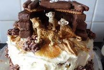 Alexa's birthday cake