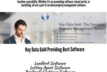 Top-rated & Reliable Property Management Software / Key-Data Gold is a market-leading property management software, property letting and management solution tool offering valuable property management services to letting agents, landlords and other agencies. It's a one-stop shop for easy solution to property management. For more info visit http://www.key-data.info/