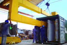 DSG Granites / Factory Direct - Hyderabad, India. The process of exporting natural stone.