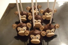 Cake Pops / by Kimberly McCarter
