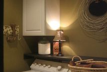 Laundry room ideas / by Alli Theobald