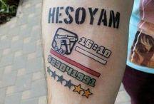 GTA tattoo