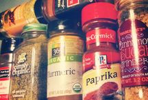 Food: Spices and Herb usage