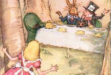 Alice in W:Art/A.H.Watson / Alice in wonderland (illustrator)
