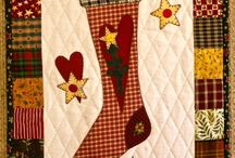 Christmas, Halloween & Other Holliday Quilts