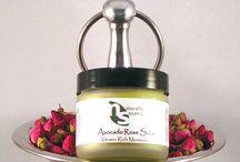 Naturally Susan's Skin Care Portfolio / Artisan, natural and organic skin care products.   www.NaturallySusans.com